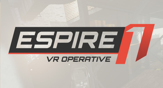 Espire 1 VR Stealth game - logo