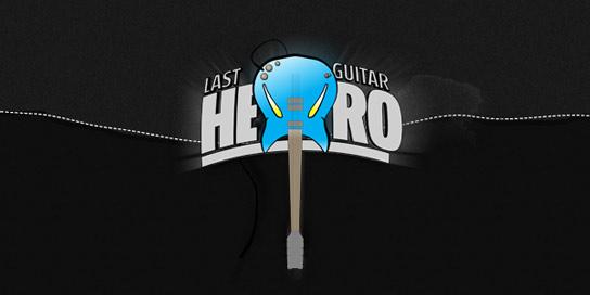 Last Guitar Hero - Michael Wentworth-Bell