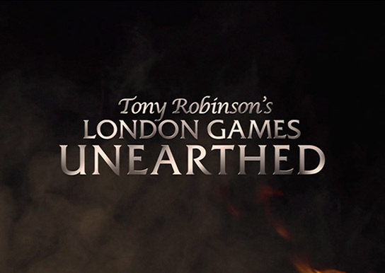 Digital Lode - Tony Robinson's London Games Unearthed