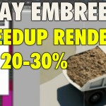 Vray Tutorial – Vray Embree Helper