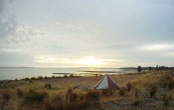 French Island Camping