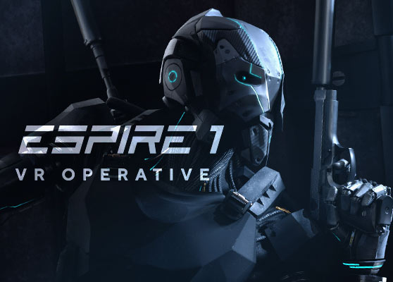 Espire 1 VR Operative VR stealth game, Developed by Digital Lode